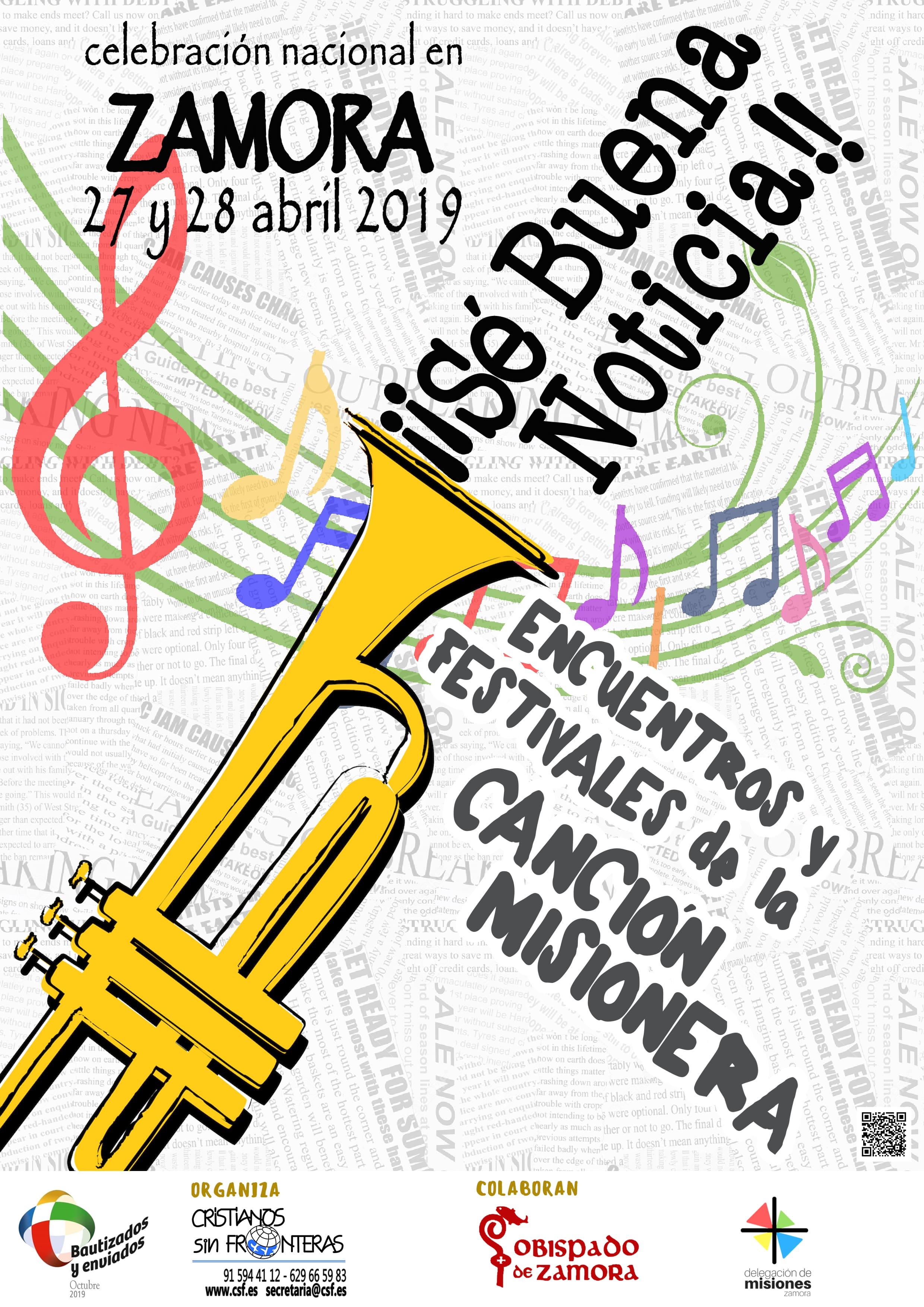 Pre – Festival de la Canción Misionera (Zamora '19)